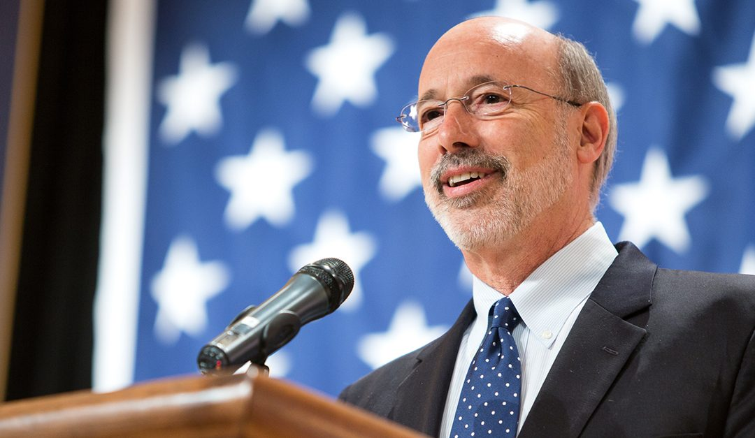 Governor Wolf 2018