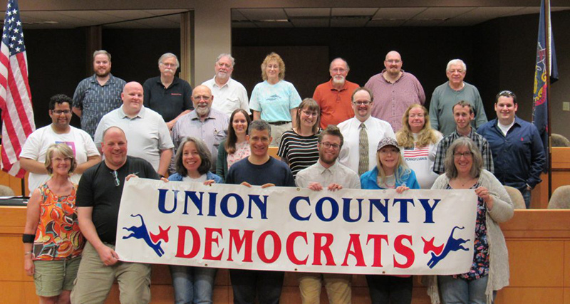Union County Democrats full committee