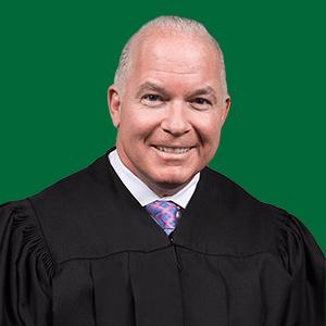 Judge Dan McCaffery